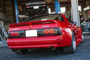 (Ver. 1) MAZDA RX-7 FC3S Original Car Shop Glow LED Tail Lights