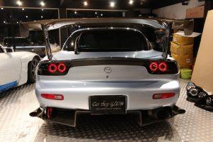 (Ver. 2) RX-7 FD3S Original Car Shop Glow LED Tail Lights