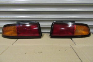 JDM Nissan S14 Zenki Rear Tail Lights – Upgrade – OEM