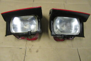 Mazda RX7 FC Front Headlight Clusters – JDM – PAIR – DRIFT