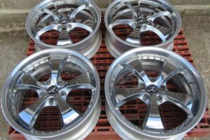 RAYS Rays Arthur Exchange Alloy Wheels 5×114.3 19 Inch 8J 9J  ET 30- VIP