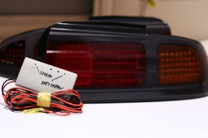 Limited Edition CarshopGLOW Full LED Tail Lights For Nissan 200sx S14 S14A Silvia – OUT OF STOCK