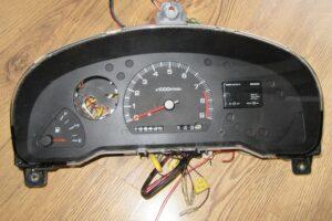 Custom Nissan 180Sx S13 Sr20Det Jdm Speedo Speedometer – Converted + S15 Spec R
