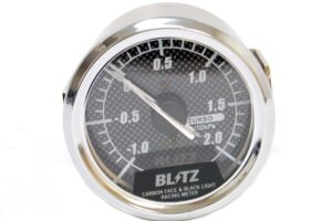 Blitz BLM Boost Gauge – Universal