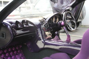 Genuine GarageMAK Mazda RX7 FD3S Full Carbon Dashboard Complete  2.6kg – Drift – Made In Japan