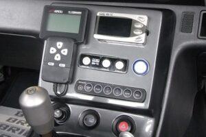 Genuine GarageMAK S15 Silvia S15 Carbon Center Panel – Drift – Made In Japan