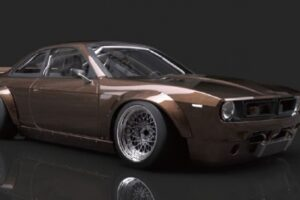 Original Kyoto 6666 Nissan Silvia S14 S14A BOSS KIT – Rocket Bunny Body Kit