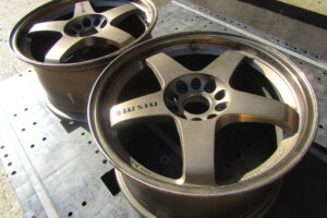 RARE NISMO GT4LM  Alloy Wheels – 17 Inch 8.5J 5×114.3 +40