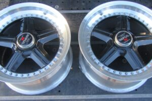 Rare OEM Option IMPUL R 701 Alloy Wheels (Pair)