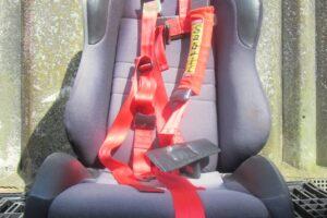 JDM Bucket Seat & Harness – Recliner – Universal Drift Cars