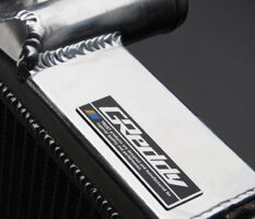 TRUST GReddy ALUMINIUM RADIATOR FOR Silvia (200SX) PS13/KPS13 (SR20DET) 50mm