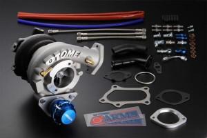 Tomei Arms M8280 Turbo Kit Fits 1JZ GTE Soarer JZX Supra – 450 BHP