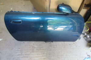 Nissan S14 S14A SILVIA Driver Side Door 200SX – COMPLETE