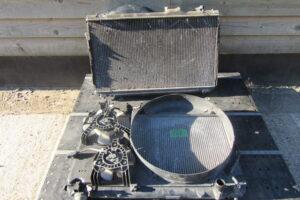 TOYOTA JZX100 TOURER V MARK 1 / 2  OEM Radiator / Cowling  – COMPLETE