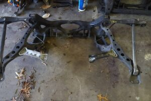 Mazda RX7 FD FD3S OEM Rear Subframe Sub Frame Cradle