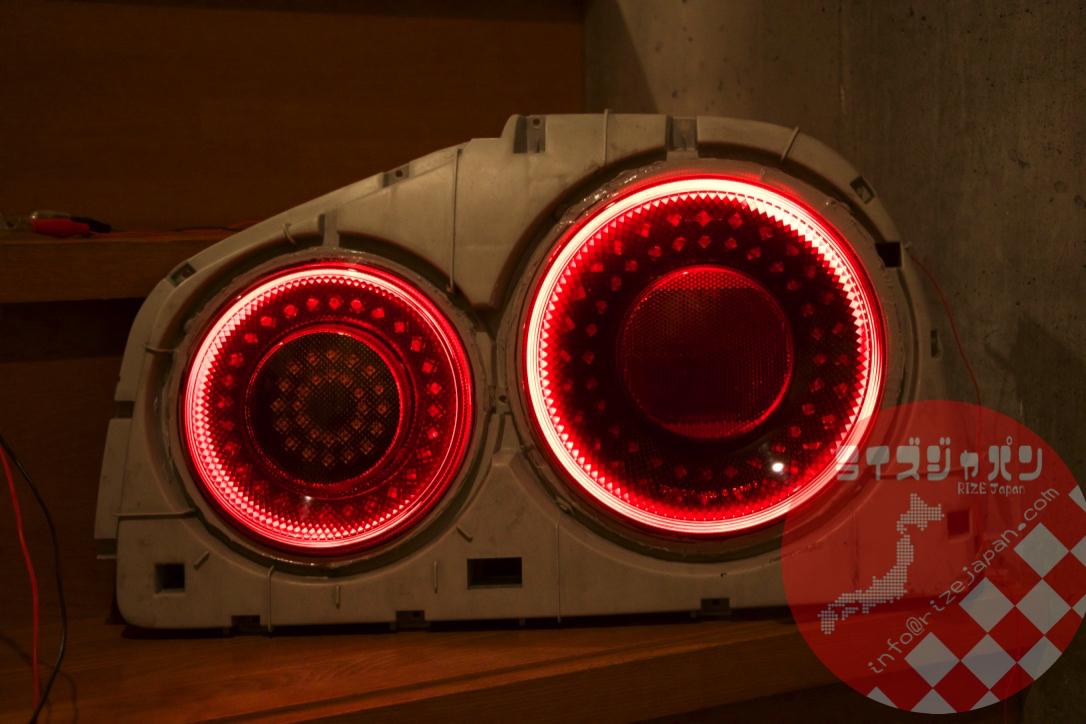 RIZE_JAPAN Nissan Skyline GTR R34 LED Tail lamp Nissan Skyline
