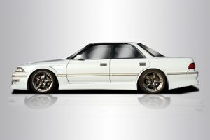 ABSOLUTE JZX81 Mark 2 Body Kit – Type X  – Half Kit Made In Japan