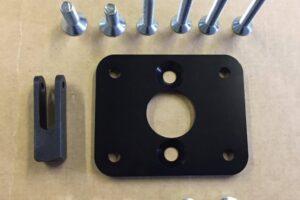 Brake Booster Delete Adapter Kit