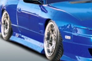 Nissan 180SX – S13 Silvia Type 3 Side Skirts – Pair