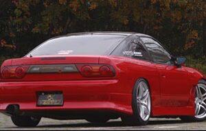 NIssan 180SX Rear Bumper