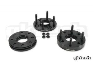 4×114.3 Spacers 15mm > 30mm 8 Piece Set