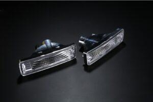 Nissan Silvia S13 Crystal Front Turn Signal – Pair