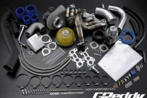NEW TRUST GReddy FULL TURBO KIT – TD06SH T25G T67 600BHP  S13 S14 S15 SR20DET