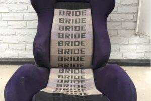 Genuine Bride BRIX Bucket Racing Seat – Universal – Fixed – Drift – Lightweight – Discontinued – Recliner