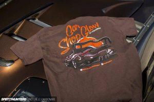 Authentic Car Shop Glow Original T Shirts – UK Stock