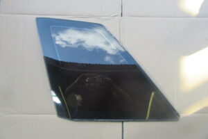 NISSAN R32 SkylineGTR REAR QUARTER WINDOW – UPGRADE – REPLACE – X1 – UK Left Side – OEM – Tinted