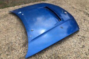 (Vented) Lightweight Carbon Fiber Nissan Skyline R33 GTR GTS GTST Bonnet