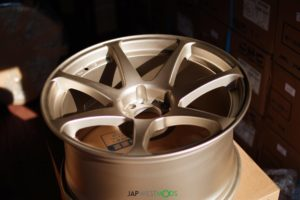 Bronze CST HYPER ZERO Concave Alloy Wheels Set- 18 Inch 9.5J Offset +15- UK STOCK