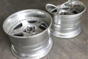 SPEED STAR SSR KOENIG Alloy Wheels (Pair) Defect