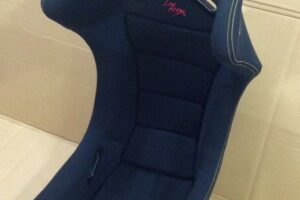 VERTEX X BRIDE Collaboration Bucket Seat – MAXIS III