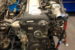Toyota 1JZ VVT Turbo Engine
