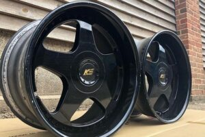 SSR KOENIG Alloy Wheels (Pair)