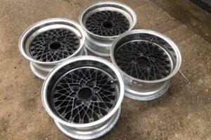 SSR REVERSE MESH Alloy Wheels – 14″  4 X114.3 6.5J 7J +4 +1- Deep Dish