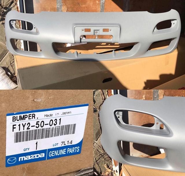 Rx7 Oem Fender