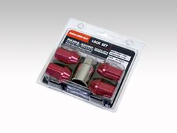 Standard Duralumin Lock Nut (4 Pcs Pack)