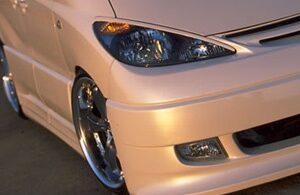 VERTEX 2000-2005 Toyota Estima Eyeline Cover