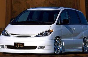VERTEX 2000-2005 Toyota Estima Front Bumper