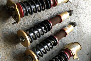 JLC Coilovers Nissan 200SX & Silvia S13 & 180SX 88-97