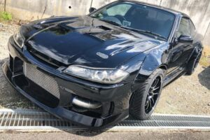 420 BHP – 1JZ Powered Nissan Silvia S15 Import