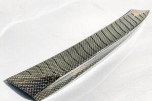 Authentic Tamon Designs Full Race Honda S2000Carbon Kevlar S2K Ducktail Spoiler