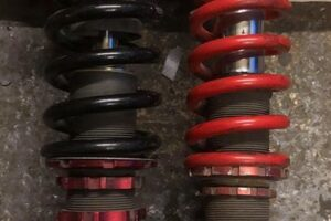 JDM Front Coilovers Nissan S13 S14 180sx 200sx – Defect – Drift – Spares