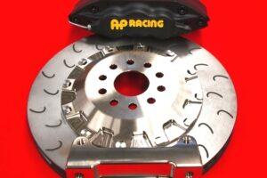 Car Shop Glow FC3S RX-7 Kyushu Boys' Business AP 7040 Brake Kit 355 Mm KIT