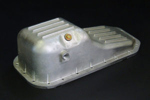 NAPREC Aluminum Oil Pan For 4AG