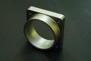 NAPREC Flange For Attaching A 80phi Throttle