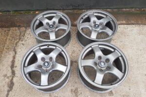 Nissan Skyline R32 GTR OEM Alloy Wheels