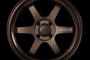 Rays VOLK Racing TE37 KCR BZ EDITION Alloy Wheel Set